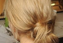 Hair: All About Romance / Soft and romantic hairstyles for that hot date....