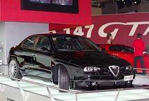 Alfa Romeo 156 GTAm/Autodelta