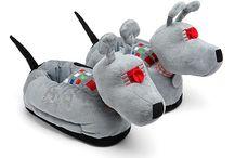 Geeky Slippers