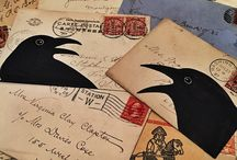 Mail Art & Ex libris & Illustration