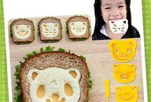 Bento Boxes / Cute bento box/lunch box ideas