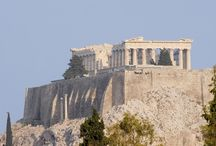 Discovering Greece / Greece is a well-known country for all its ancient ruins. It is a sunny place with a beautiful seaside and very rich cultural places.