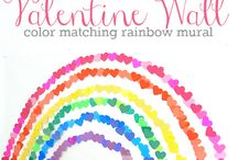 Preschool ideas for Valentine's Day / by Andrea Kelley