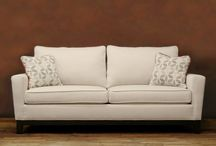 Highland Park Series / Pick your arm, back and base, in addition to fabric and sofa widths