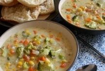 Cook It - Soups! / by Shannon Ainger