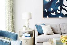 Blue Mood - Interiors