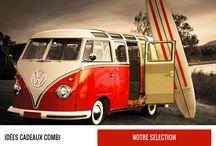 Combi toujours à l'honneur chez Fou du Volant / Objets cadeaux et déco Combi VW pour soi , pour la maison ou pour offrir ... http://fouduvolant.com/40_combi-vw