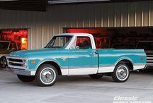 Chevy Pickups
