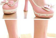 Korkokengät / Unelmien kenkiä
