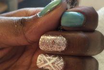 Nails by Trisha Lee Concepts / Shellac nails