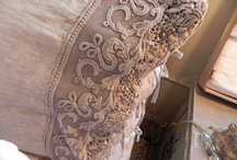Shabby Linens / by Angie Johnson