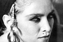 Madonna / I love Madonna sens I was a little girl :D and a still do!