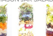 snazzy salads