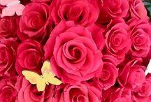Flowers / schöne Blumen und weitere Geschenke