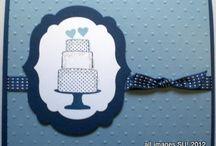 cards - make a cake