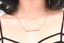 Dainty Necklaces || Gold-Soul.La
