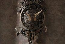 Le Temps / O tempo e suas marcações