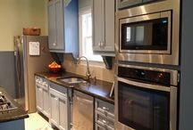 Historic District Ft Worth Kitchen Remodel / Remodel