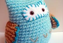 buhos a crochet