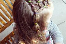 penteados para criança