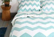 Bedding (master bedroom) / by Jill Schindel