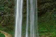 vízesések
