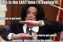 MJ fun stuff / Michael Jackson having fun and being funny