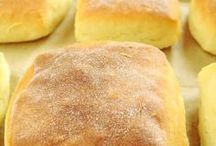 chleb Bułki