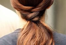 Hair ideas / by Andrea Manning