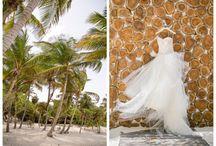 Real Tulum Wedding: Amanda and Adam at Casa Malca