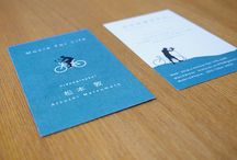 business cards / 名刺