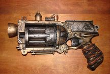 Nerf Gun Mods / Some inspiration from those who have gone before!