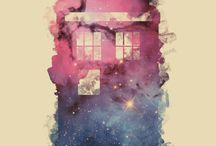 Doctor Who / by Hannah Petersen