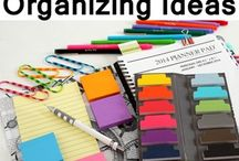 Organizing Your Life / Organizing ideas, tips, and tricks for your home, self, and life, / by Diane Henkler {InMyOwnStyle.com}