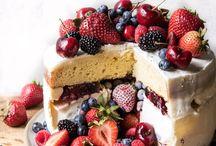 Bakverk/Cakes