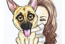 LOVE FOR ANIMALS
