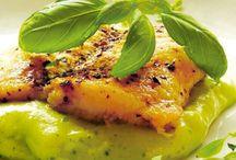 Premier plat de poisson