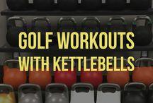 Golf - Kettlebell Workouts For Golf