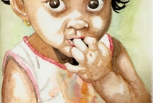 water color / Painting
