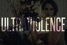 Lana del Rey / Lana del Rey  / by Daniel Ochoa