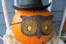 Pumpkin Season / by Caitlin Porter