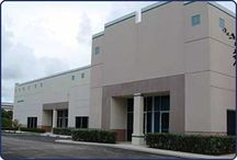 Contact Strike Marine / Contact map and image of exterior of building in the Fort Lauderdale area.