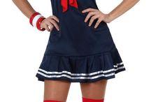 Women's Uniform costumes