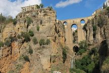 Ronda / The beautiful, classic city of Ronda. Discover more on the Marbella Escapes Guided Tour of this wonderful city!  http://marbellaescapes.com/tours/ronda-juzcar/
