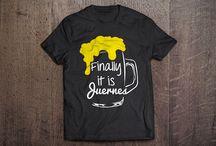 Camisetas Divertidas / Diseños que inspiraran tu imaginación.