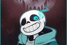 Undertale / Sans the skeleton He is a funny guy