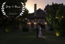 Real Weddings ~ Mirna & Diego
