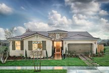 """Sequoia / Info: 13-C elevation, Beechwood Bonabold cabinets, can ligting in kitchen, coach lights, pre wired for ceiling fan in all bedrooms, Tuscan elevation, garage exit door to side yard, 2 tone paint and 2"""" faux wood blinds"""