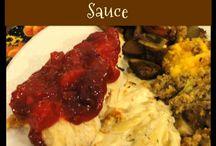 Sauce Recipes (yumsforthetum.com) / Sauce Recipes from the blog @ yumsforthetum.com