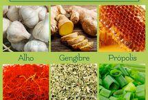 Alimentos que são verdadeiros remédios